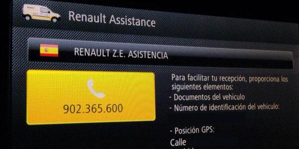 Renault zoe sin bateria